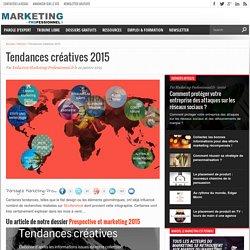 Tendances créatives 2015