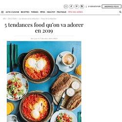 Tendances culinaires 2017 : quelles sont les tendances food qui vont marquer 2017 - Elle à Table