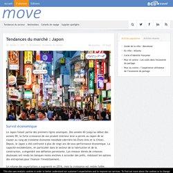 Tendances du marché : Japon
