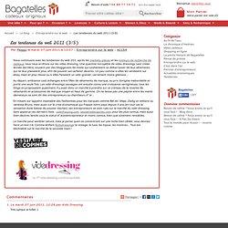Les tendances du web 2011 (3/5) - Info e commerce et idee cadeau sur le blog e-commerce de Bagatelles ! Blog cadeau et blog entrepreneur