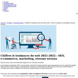 Chiffres & Tendances Web 2020 - eCommerce SEO Marketing