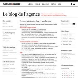 Rampazzo et associes - le blog de notre agence de design éditorial et graphique
