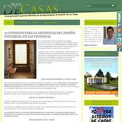 10 CONSEJOS PARA LA TENDENCIA DEL DISEÑO UNIVERSAL EN LAS VIVIENDAS ~ Blog DeCasas Información para las Familias de Cali en su Vivienda