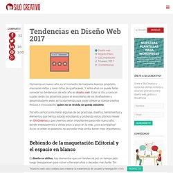 Tendencias en Diseño Web 2017: con Ejemplos Reales!