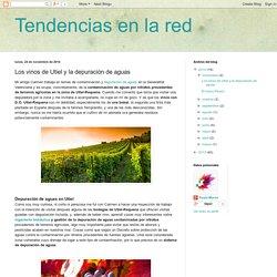 Tendencias en la red: Los vinos de Utiel y la depuración de aguas