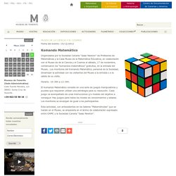 Museos de Tenerife - Komando Matemático