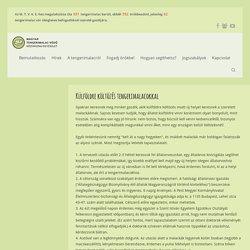 Magyar Tengerimalac-védő Közhasznú Egyesület