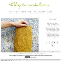 Curso de teñido de algodón *** Cotton Dyeing Course