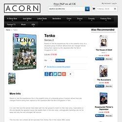 Tenko Series 2 DVD - Classic BBC Series