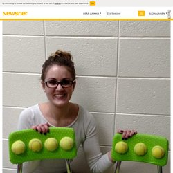Opettaja liimasi tennispalloja oppilaiden tuoliin – syy on nerokas