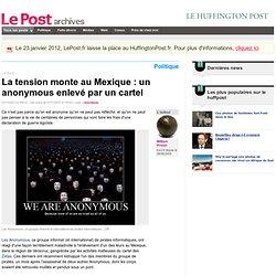 La très grave erreur des Anonymous - William Proust sur LePost.fr (15:40)
