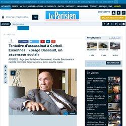 «Serge Dassault, un ascenseur social»