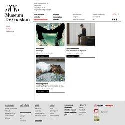 Tentoonstellingen - Museum Dr Guislain