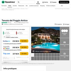 Tenuta del Poggio Antico Hôtel (Forio, Italie) : tarifs 2020 mis à jour, 22 avis et 345 photos - Tripadvisor