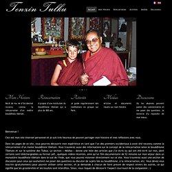 Tenzin Tulku - Accueil