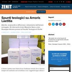 Spunti teologici su Amoris Laetitia – ZENIT – Italiano