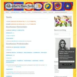 Aula virtual de María Tardío