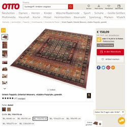 Orient-Teppich, Oriental Weavers, »Gabiro Pazyryk«, gewebt online kaufen