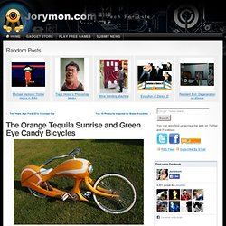 Candy Bicycles | Jorymon Techblog