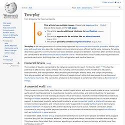 Tera-play