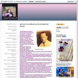 Terapia Flores de Bach - Angeles y Arcangeles