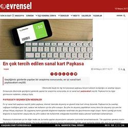 En çok tercih edilen sanal kart Paykasa - Evrensel.net