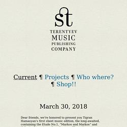 Terentyev Music Publishing Company