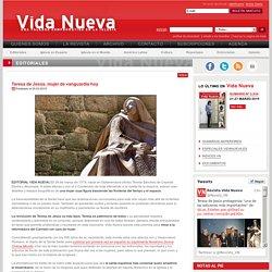 """Vida Nueva Nº 2934 """"Teresa de Jesús, mujer de vanguardia hoy"""""""