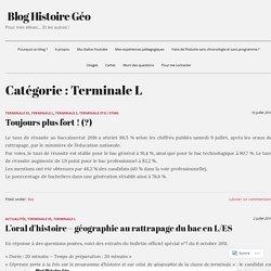 Terminale L – Blog Histoire Géo