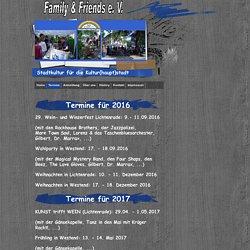 Herbst in Westend - Family & Friends e. V.