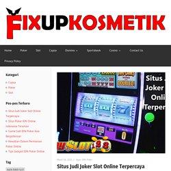 Situs Judi Joker Slot Online Terpercaya
