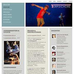 Lessen º Terpsichore, centrum voor dans en beweging