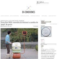 Terra Poo Wifi: conexión de internet a cambio de 'pupú' de perro