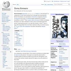 Terra Formars - Wikipedia