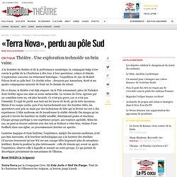 «Terra Nova», perdu au pôle Sud