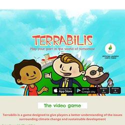 jeu vidéo sur le Développement Durable