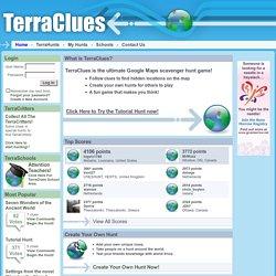 TerraClues