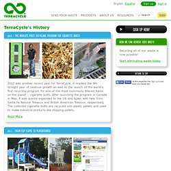 s History | TerraCycle