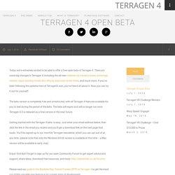 Terragen 4 Open Beta – Terragen 4