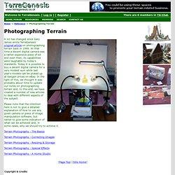 Photographing Terrain - TerraGenesis