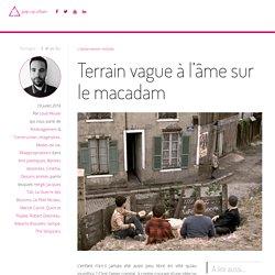Terrain vague à l'âme sur le macadam — pop-up urbain, cabinet de conseil en prospective urbaine