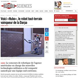Voici «Hubo», le robot tout-terrain vainqueur de la Darpa