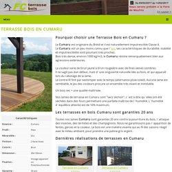 FC Terrasse bois : La terrasse en bois exotique , le CUMARU