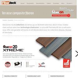 Lame de terrasse en bois composite : fiberon - Fiberdeck