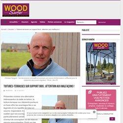 Toitures-terrasses sur support bois : attention aux malfaçons ! - Woodsurfer