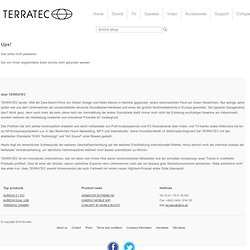 Products - TV - Aerial (DVB-T) - TerraTec