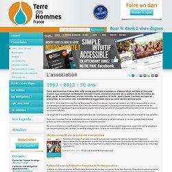Terre des Hommes France-1963 - 2013 : 50 ans