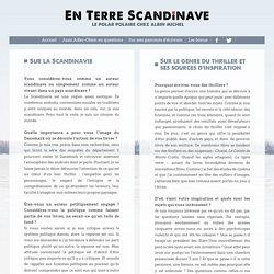 En Terre Scandinave - Les bonus - Jussi Adler-Olsen en questions