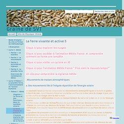 La Terre vivante et active 5 - Graine de SVT