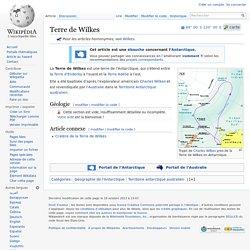 Terre de Wilkes
